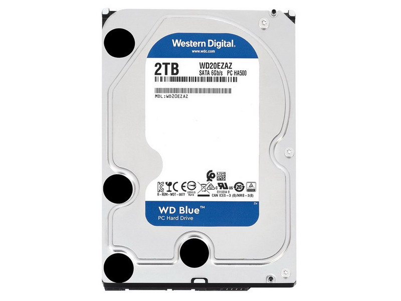 HDD 2TB WD Blue 3.5