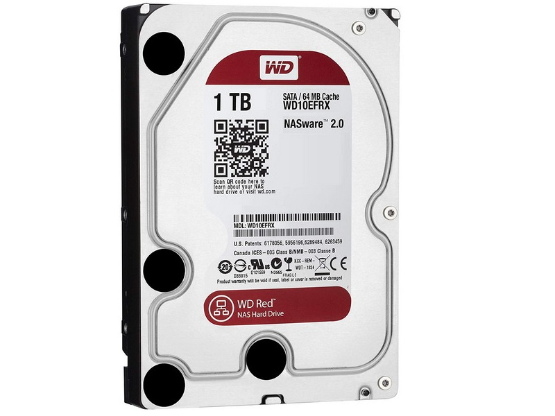 HDD 1TB WD Red 3.5