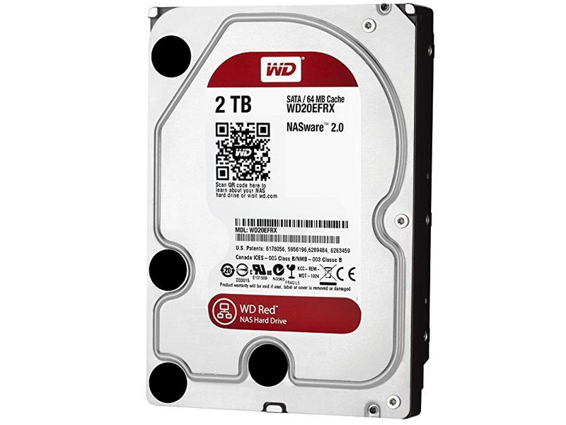 HDD 2TB WD Red 3.5