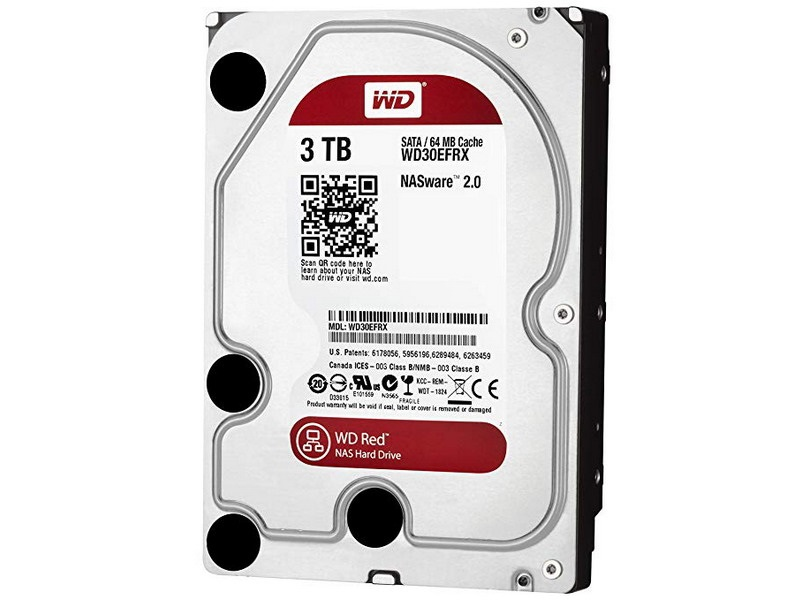 HDD 3TB WD Red 3.5